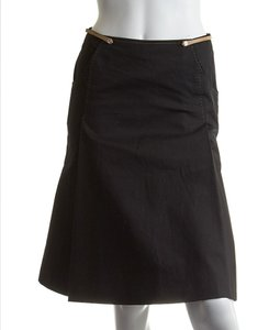 Burberry Pullover Size 38 Skirt Black