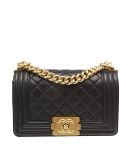Chanel Small Boy Shoulder Bag