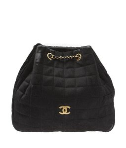 Chanel Quilted Pony Shoulder Bag