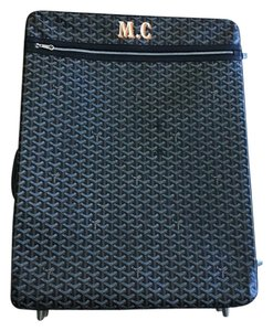 Goyard Black Travel Bag