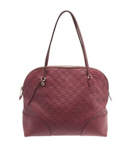 Gucci Bree Burgundy Shoulder Bag