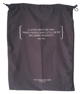 THE COSMOPOLITAN LAS VEGAS COSMOPOLITAN OF LAS VEGAS TRAVELING LAUNDRY BAG New