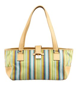 Lambertson Truex Multi Color Shoulder Bag