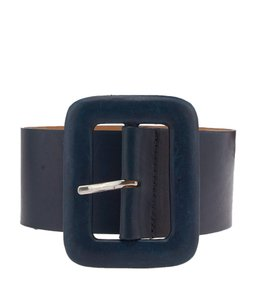 Streets Ahead Streets Ahead, Blue, Leather, Belt, Size Xs