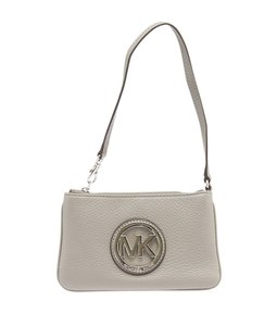 Michael Kors Fulton Grey Shoulder Bag
