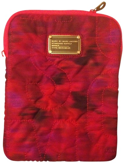 Preload https://item5.tradesy.com/images/marc-by-marc-jacobs-red-and-purple-tones-tablet-sleeve-tech-accessory-198264-0-0.jpg?width=440&height=440