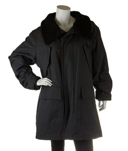 Prada Mens Nylon Faux Coat