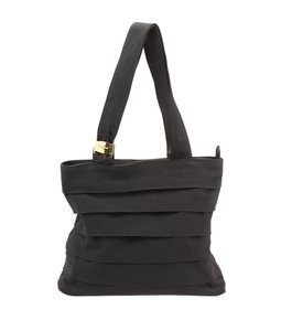 Salvatore Ferragamo Ag2143-0 Tote in Black