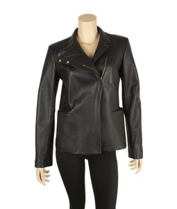 The Row Casual Leather Jacket