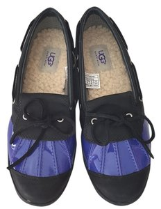 UGG Australia Purple/Black Flats