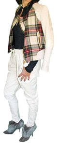 Piper Gore Harem Pant Track Pant Relaxed Pants Cream/Ivory