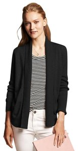 Banana Republic Faux Cardian Zipper Sweater