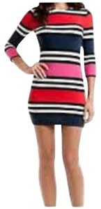 French Connection short dress Bodycon Stripes on Tradesy
