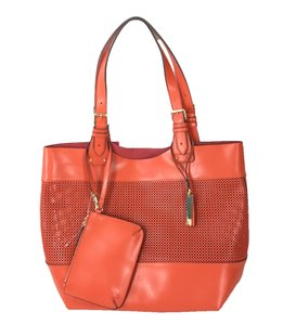 Vince Camuto Tote in Sunset Orange