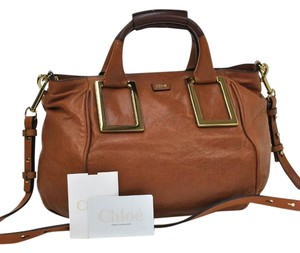 Chloe Ethel Satchel in Brown