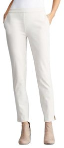 Eileen Fisher Skinny Pants White
