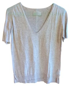Zadig & Voltaire T Shirt Beige heathered