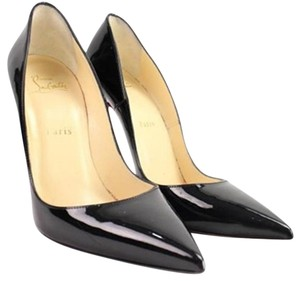 Christian Louboutin Patent Pigalle black Pumps