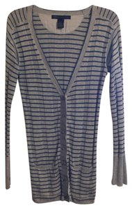 Marc by Marc Jacobs Striped Long Casual Sweater