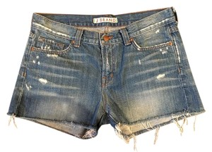 J Brand Cutoffs Shorts Light Denim