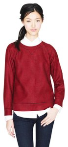 J.Crew Houndstooth Checkered Sweater