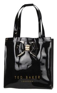 Ted Baker Tb Tote in Black