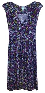 Plenty by Tracy Reese short dress Multi Jersey Pattern Summer on Tradesy