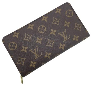 Louis Vuitton Zippy Wallet Monogram