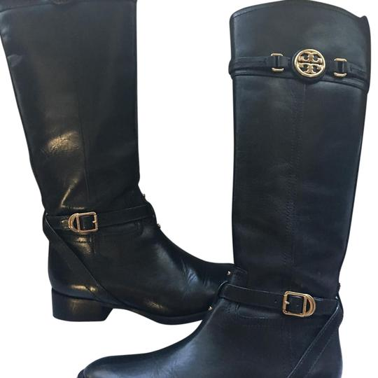 Preload https://item1.tradesy.com/images/tory-burch-black-bootsbooties-size-us-85-regular-m-b-19829045-0-1.jpg?width=440&height=440