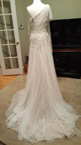 David's Bridal Galina Signature Grecian Wedding Dress