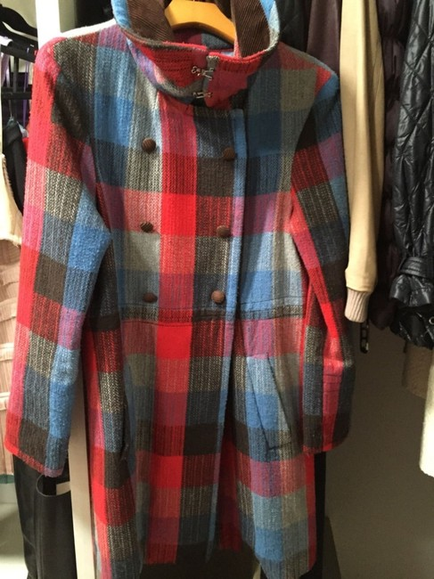 Marc Jacobs Breasted Wool Trench Coat Image 5