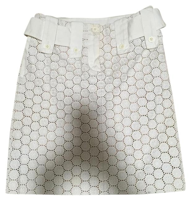 Chloé Eyelet Collectors Summer Pencil Skirt Image 0