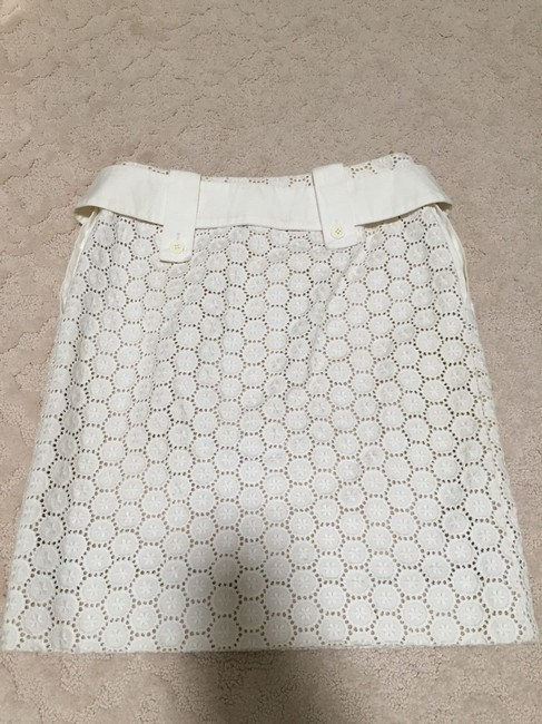 Chloé Eyelet Collectors Summer Pencil Skirt Image 1