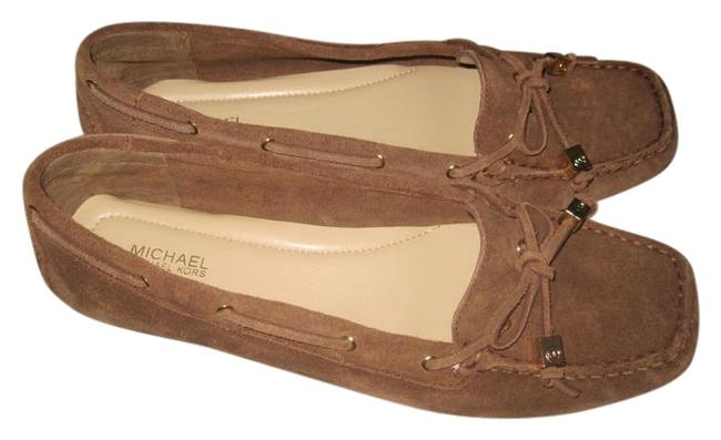 "Item - Dark Caramel ""Amber"" Moccasins Loafers Flats Size US 9 Regular (M, B)"