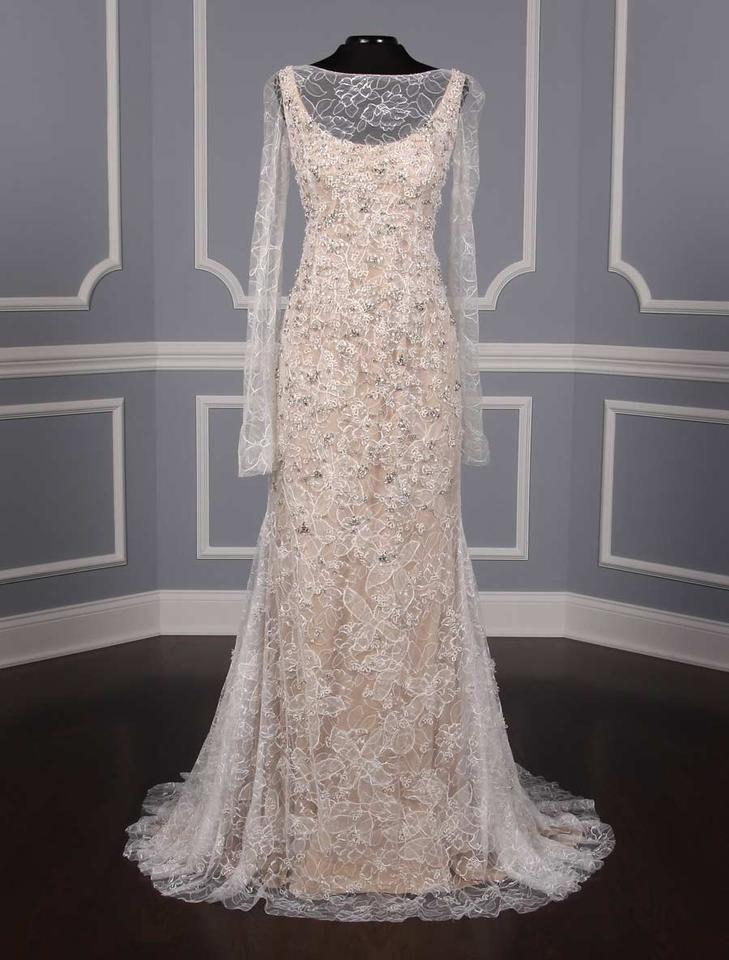 Vera wang paige wedding dress on tradesy for Average price of vera wang wedding dress