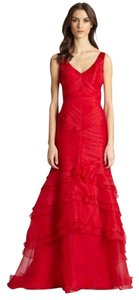 Theia Silk Organza Gown Dress