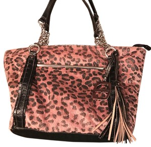 Ellen Tracy Tote in Brown And Black