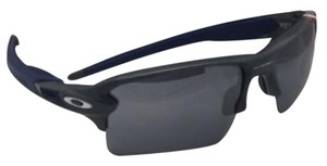 Oakley TEAM USA OAKLEY Sunglasses FLAK 2.0 XL OO9188-18 Grey & Blue Frame