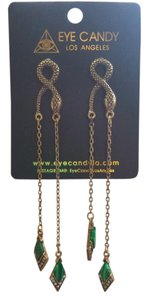 Eye Candy Los Angeles Snake Earring, LAC-NC-166983