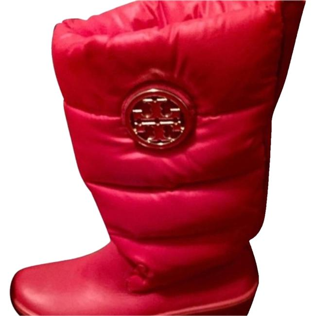 Item - Red Boots/Booties Size US 6 Regular (M, B)
