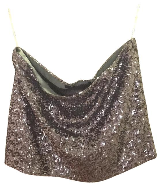 Preload https://item5.tradesy.com/images/olivaceous-gunmetal-sequins-miniskirt-size-8-m-29-30-19830054-0-1.jpg?width=400&height=650