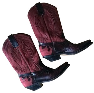 Dingo Red Boots
