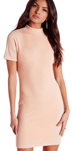 Missguided short dress Nude on Tradesy