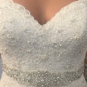 DaVinci Bridal Wedding Dress
