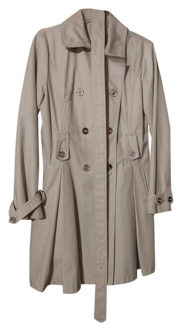 Laundry by Shelli Segal Trench Coat Image 0