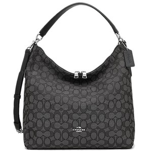 Coach Shoulder Strap Slouchy Cross Body Bag