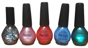 OPI 5 new NICOLE by OPI