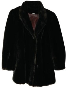 Tissavel of France Vintage Fur Coat