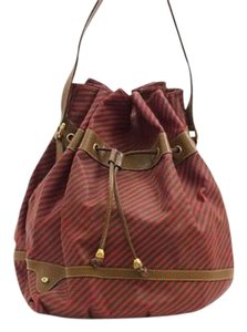Gucci Satchel in RED AND GREEN