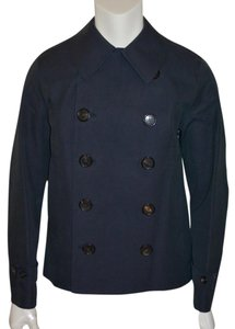 Burberry Mens Jacket Pea Pea Coat